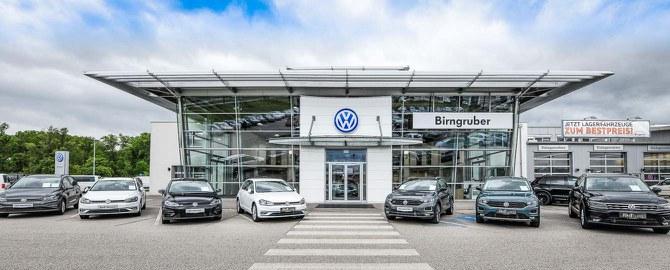 Birngruber GmbH & Co KG, Autohaus Birngruber