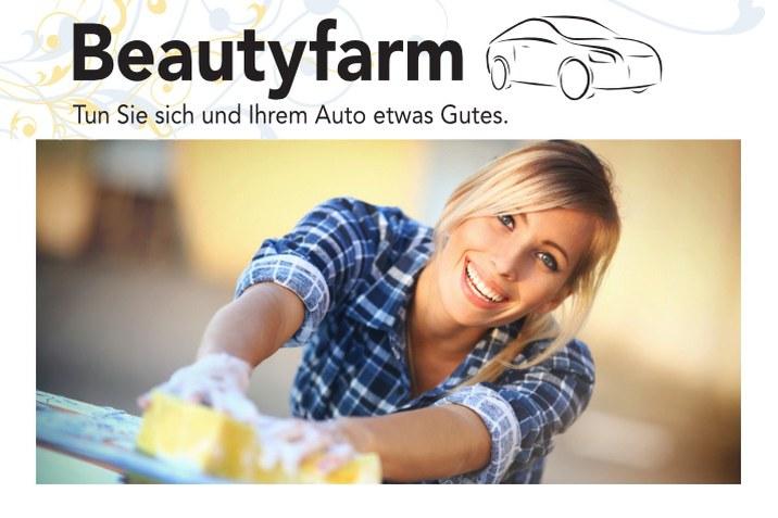 Beautyfarm - Autopflege Pakete 2016