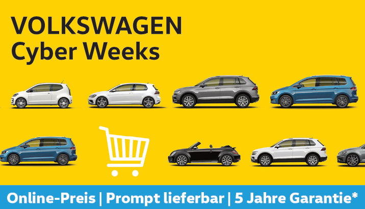 VW CYBER WEEKS