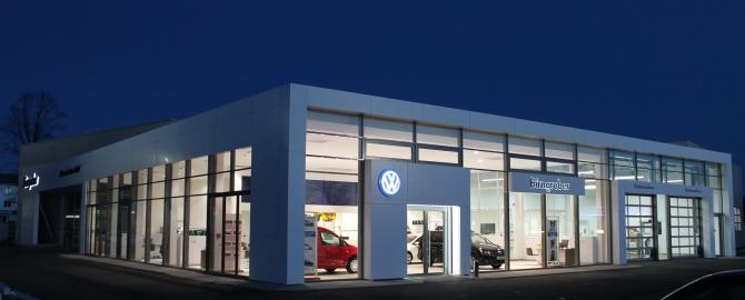 Birngruber - das Autohaus der großen Marken: VW, Audi, Seat, Skoda, Weltauto