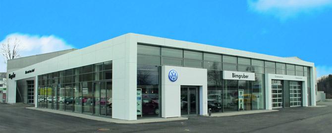 Autohaus Birngruber Langenlois - das Autohaus der großen Marken: VW, Audi, Seat, Skoda, Weltauto
