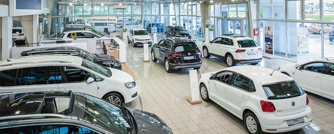 Autohaus Birngruber Tulln - das Autohaus der großen Marken: VW, Audi, Seat, Skoda, Weltauto